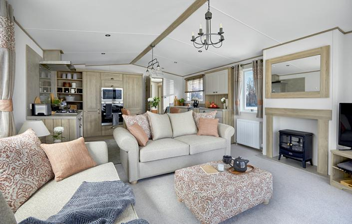 Image 4 of Gorgeous 2 Bedroom Holiday Home Lodge in Lancashire