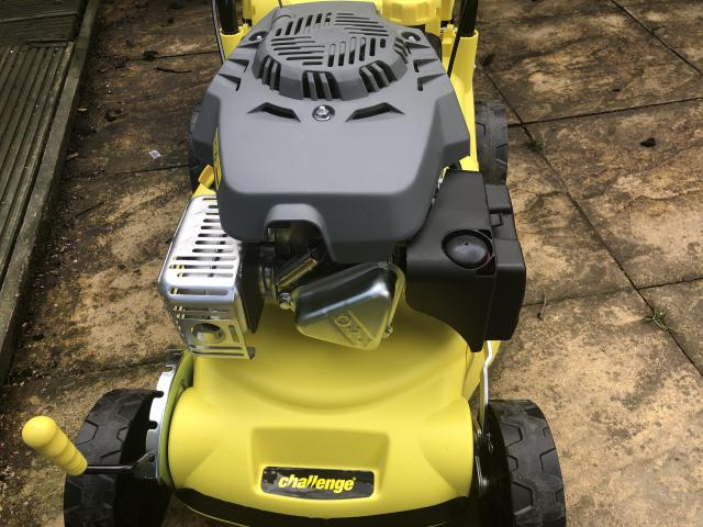 Preview of the first image of LAWNMOWER SELF PROPELLED-BRAND NEW.