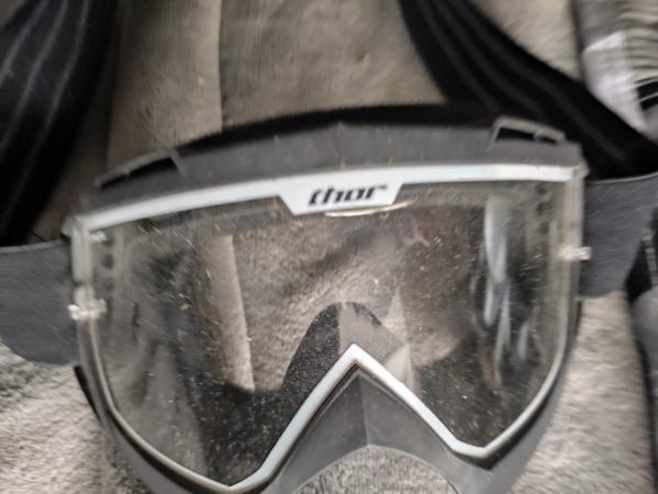 Image 1 of goggles Moto cross Thor