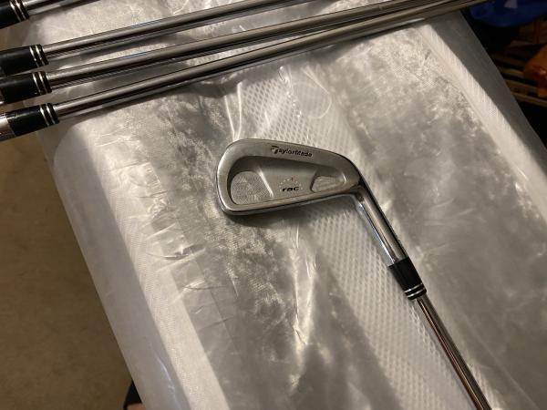 "Image 1 of Taylormade rac irons 1"" longer 3-W"
