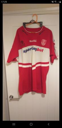 Image 1 of rugby league Jersey