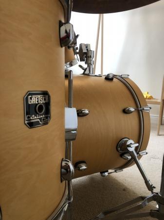 Image 3 of Gretsch Catalina Club Jazz Drum Kit £300 extras +£300