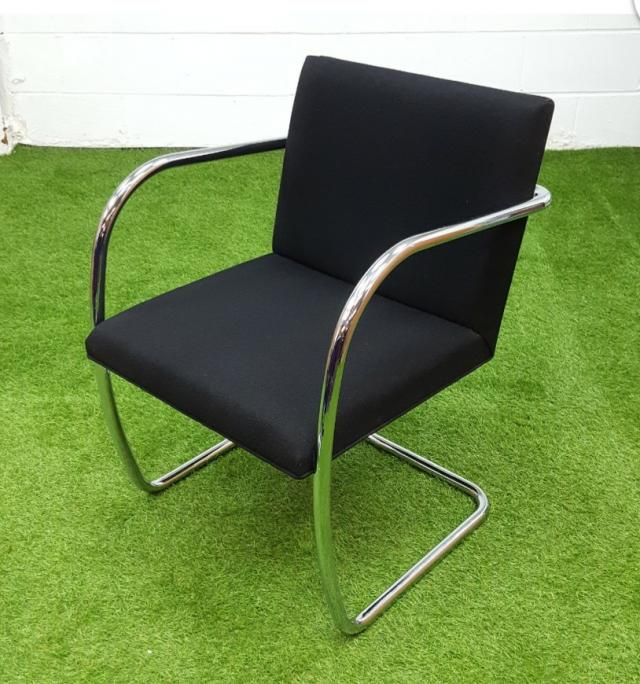 Preview of the first image of Original Knoll Brno Meeting Chair cheap London Essex.