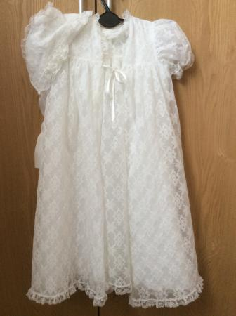 Image 3 of Vintage  christening outfit