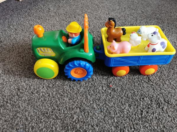 Image 2 of kids tractor