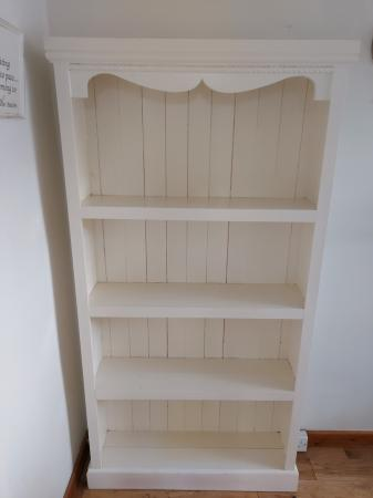Image 1 of Solid pine bookcase