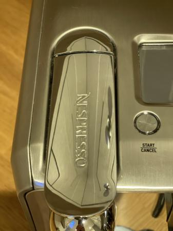 Image 2 of Nespresso Sage Creatista Plus Coffee Machine
