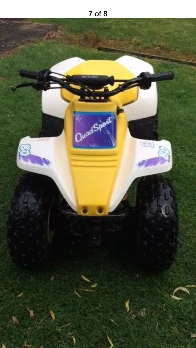 Motoring (Motorcycles - Trikes & Quad Bikes) Classified Ads