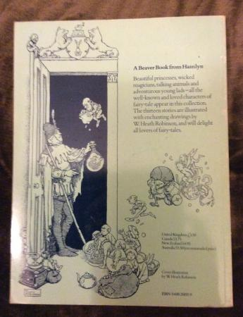 Image 2 of The W. Heath Robinson Illustrated Story Book