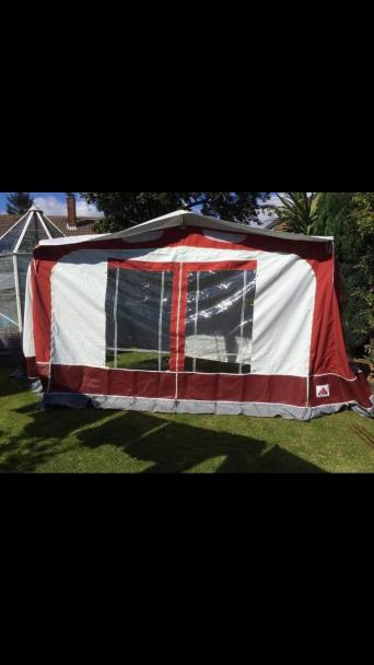 Dorema Awning Pole Used Caravan Accessories Buy And