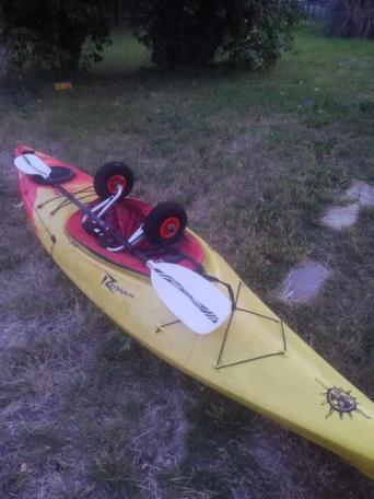 sea kayak - Used Kayaks and Canoes, Buy and Sell | Preloved