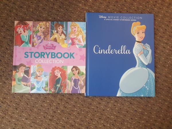 Image 2 of 7 Disney story books