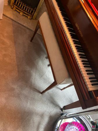 Image 4 of Baby grand piano Leutke Leipzig