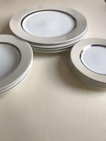 second hand dinner plates - Second Hand Cutlery and Crockery, Buy ...