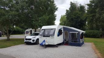 Caravan Wheel Cover Used Caravan Accessories Buy And