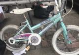 Girls bicycle - £15