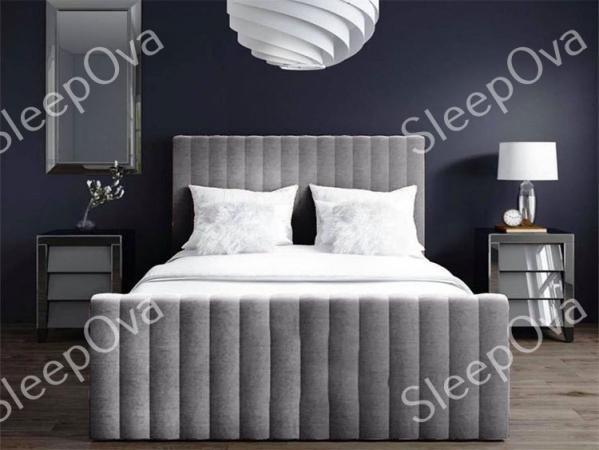 Image 3 of Arizona Sleigh Bed