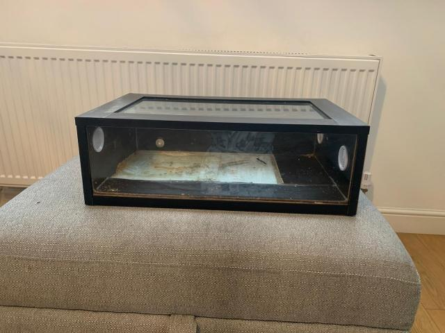 Preview of the first image of 1 vivarium £10.