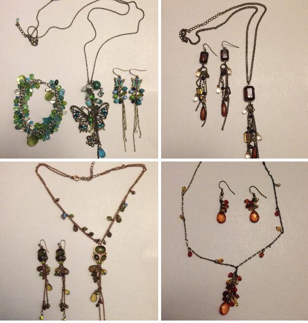 Fashion Jewelry Jewellery Bundle Jewelry & Watches