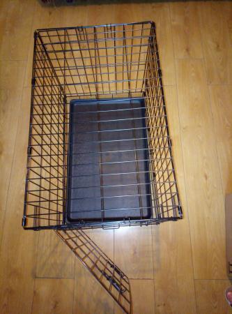 Image 1 of medium /large dog cage