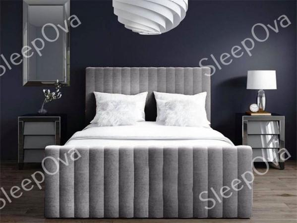 Image 2 of Arizona Sleigh Bed