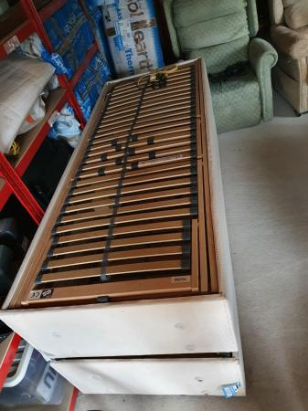 Image 1 of single electric bed