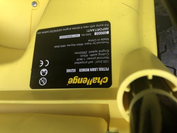 Image 2 of LAWNMOWER SELF PROPELLED-BRAND NEW