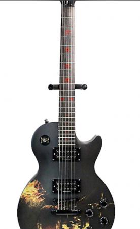 Image 9 of Epiphone les Paul Pirates of the Caribbean Collectors Piece.