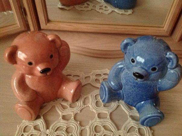 Image 1 of Wade Teddy Bear Money Boxes