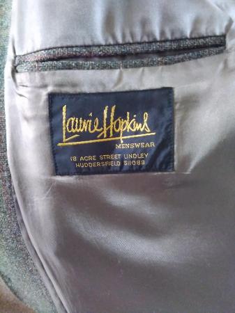 Image 4 of Tweed sports jacket