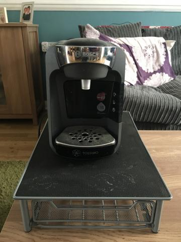 Preview of the first image of Tassimo machine with 68pod holder.