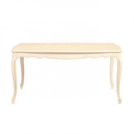 Laura Ashley Extendable Dining Room Table Ivory Provençal