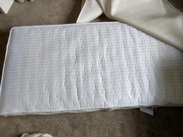 Image 2 of Cosatto Airo Cot Bed Mattress