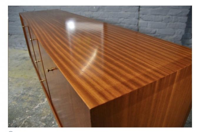 Image 3 of Mid Centry Vanson Sideboard by Peter Hayward