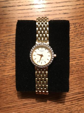 eca11543478 ladies rotary watches - Second Hand Watches