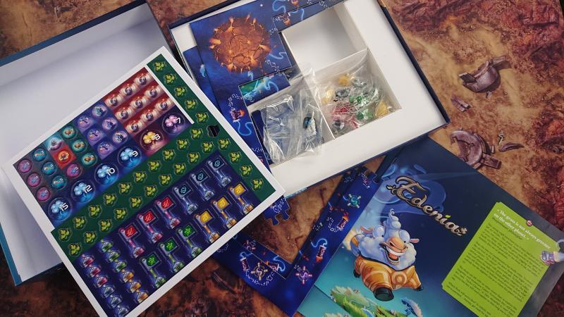 Image 3 of Edenia family board game
