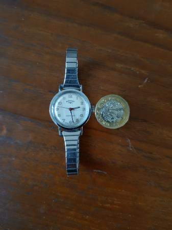 Image 3 of Ladies vintage 60s rotary avenger hand wind watch