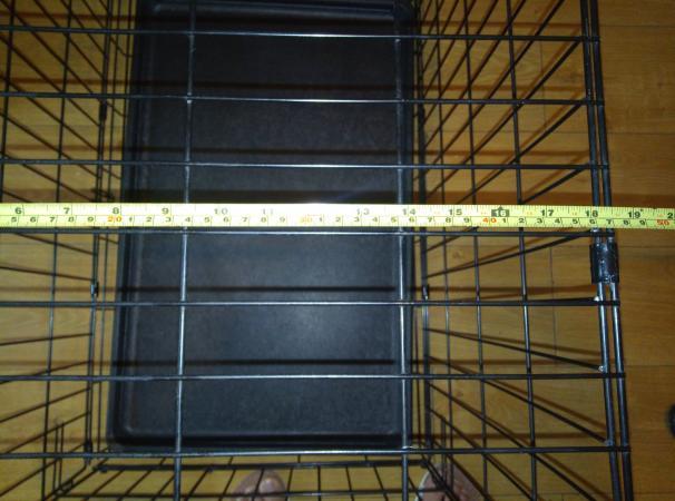Image 5 of medium /large dog cage