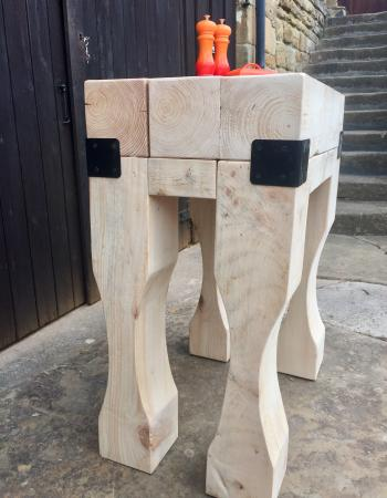 Image 2 of Chunky Butchers Block