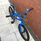 GIANT kids bike - BMX - great condition - hardly used - £90