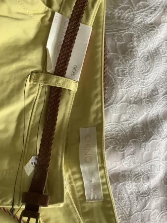 Image 2 of Next chinos BNWT Size 16L