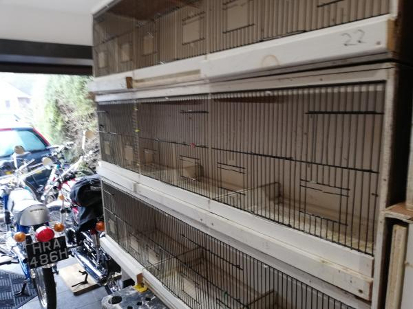 Image 1 of breeding cages