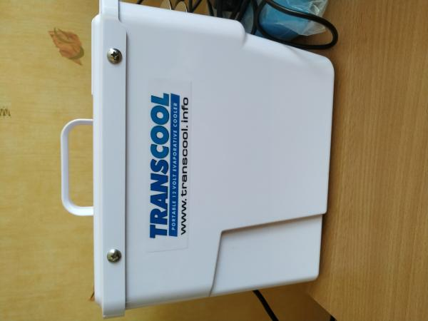 Image 2 of Transcool mains/12/24v portable cooler.