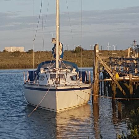Image 1 of 30ft  yacht Nicholson 303 ,well made well thought of ,fast