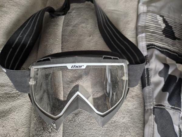 Image 2 of goggles Moto cross Thor