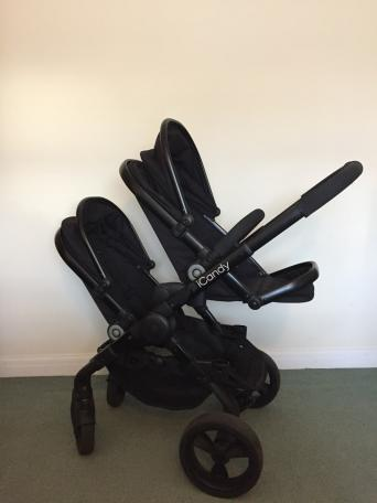 70865173a95a icandy peach - Second Hand Prams and Pushchairs