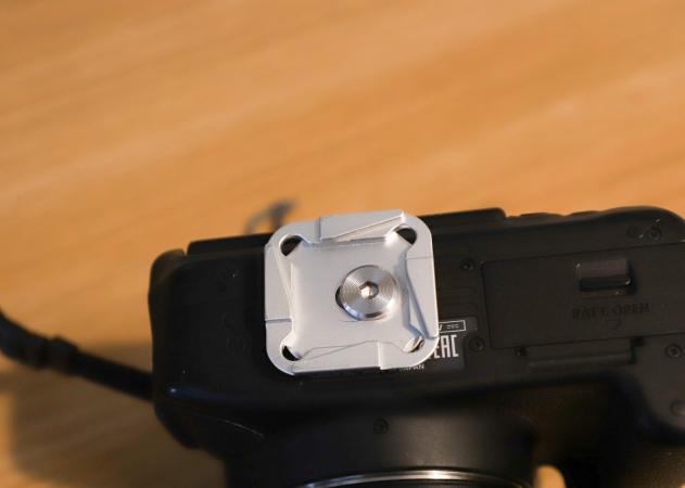 Image 4 of Camera Accessories. Clip and Strap.