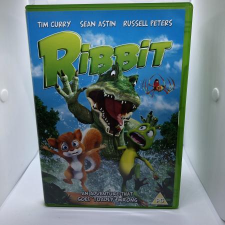 Image 1 of RIBBIT DVD 2014 Classification PG