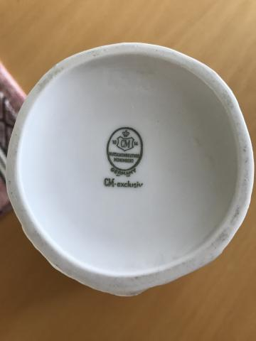 Preview of the first image of West German pottery.