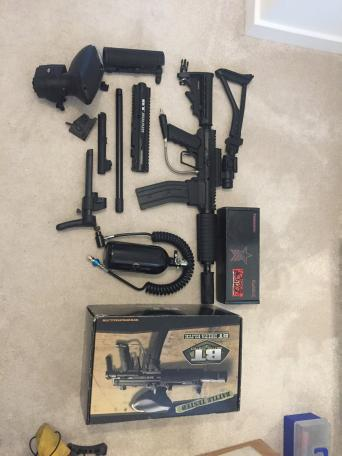 Second Hand Paintball Kit and Equipment, Buy and Sell | Preloved